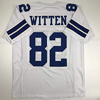 4c5a64634dc Unsigned Jason Witten Dallas White Custom Stitched Football Jersey Size  Men s XL New No Brands
