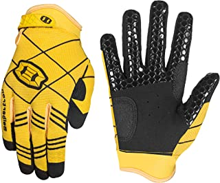 Best all yellow batting gloves Reviews
