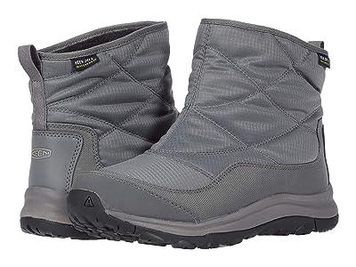 KEEN Terradora II Ankle Pull-On Waterproof (Pewter/Drizzle) Women