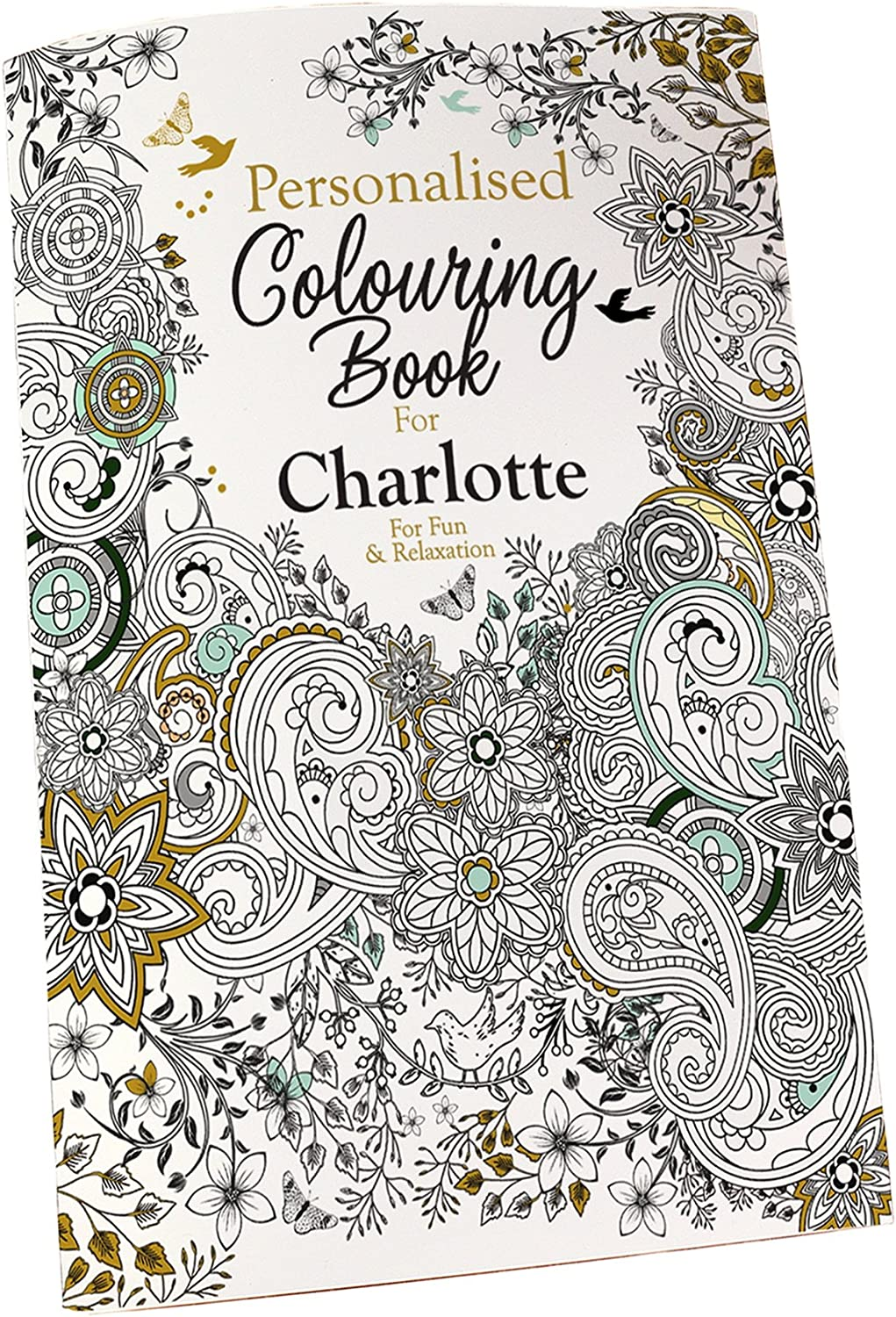 C.P.M. Colouring libro For Adults