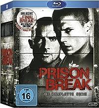 Prison Break Complete Series  Prison Break - Series One, Two, Three & Four Reg.A/B/C Germany