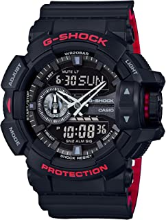 CASIO G-SHOCK Black & Red Series GA-400HR-1AJF MENS JAPAN IMPORT