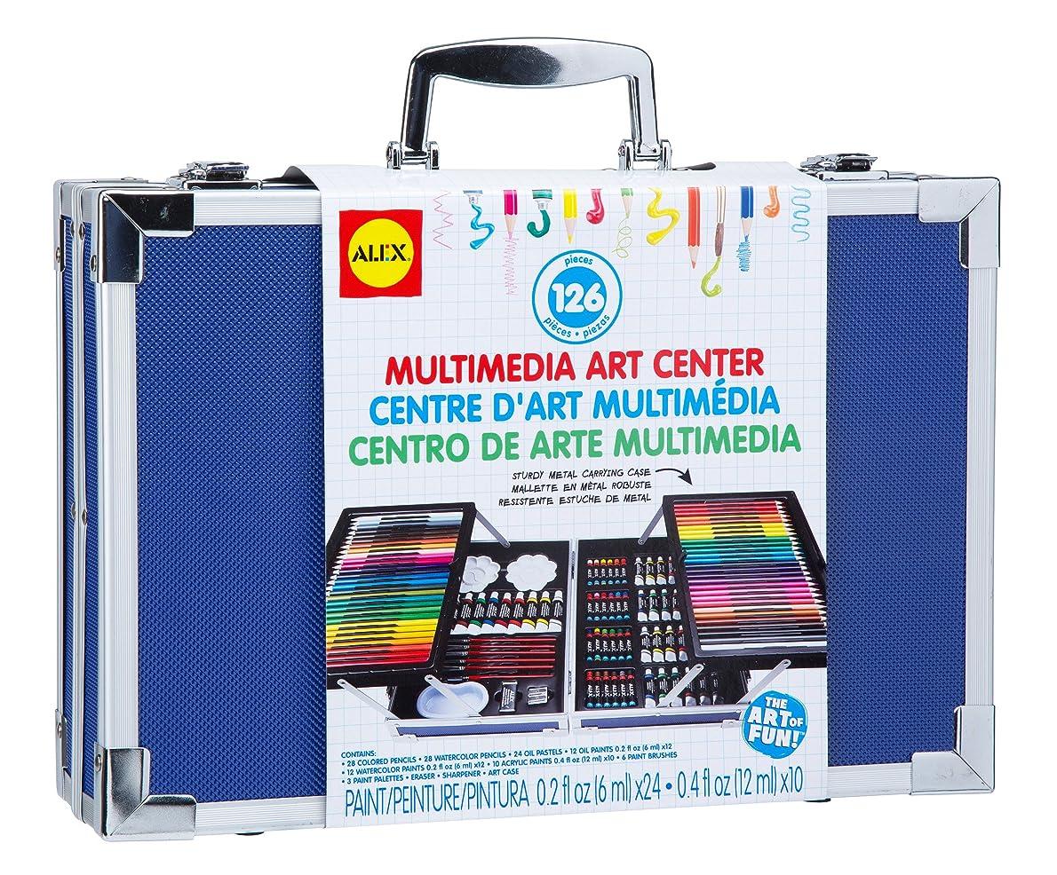 卵スケート接尾辞ALEX Toys Artist Studioシリーズ Multimedia Art Center