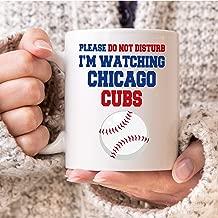 Chicago Cubs Mug Tea Ceramic Cup Game Day Do Not Disturb