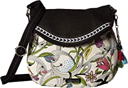 Artist Circle Foldover Crossbody