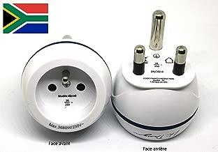 Shanitech adaptateur voyage fiche visiteur usa australie ue la chine à uk adaptateur