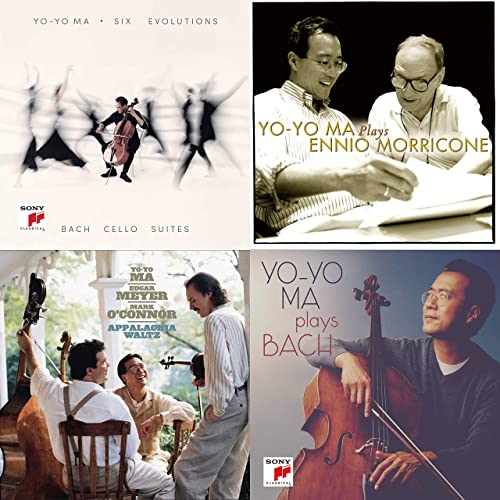 Amazon.com: Best of Yo-Yo Ma: Leonidas Kavakos, Joshua Bell ...