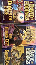 Domes of Fire; The Shining Ones; The Hidden City (The Tamuli, Book One, Book Two, Book Three)