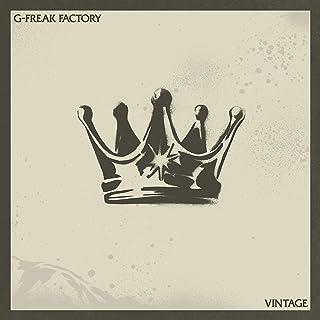 VINTAGE※初回盤(CD+DVD) G-FREAK FACTORY