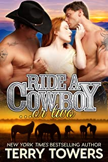 Ride a Cowboy... or Two (Mail Order Bride MFM Romance)
