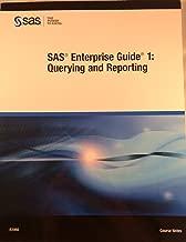 SAS Enterprise Guide 1: Querying and Reporting E2060 (Course Notes)