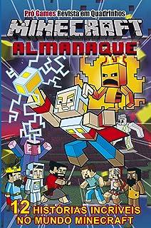 Minecraft: Pró Games Almanaque em Quadrinhos