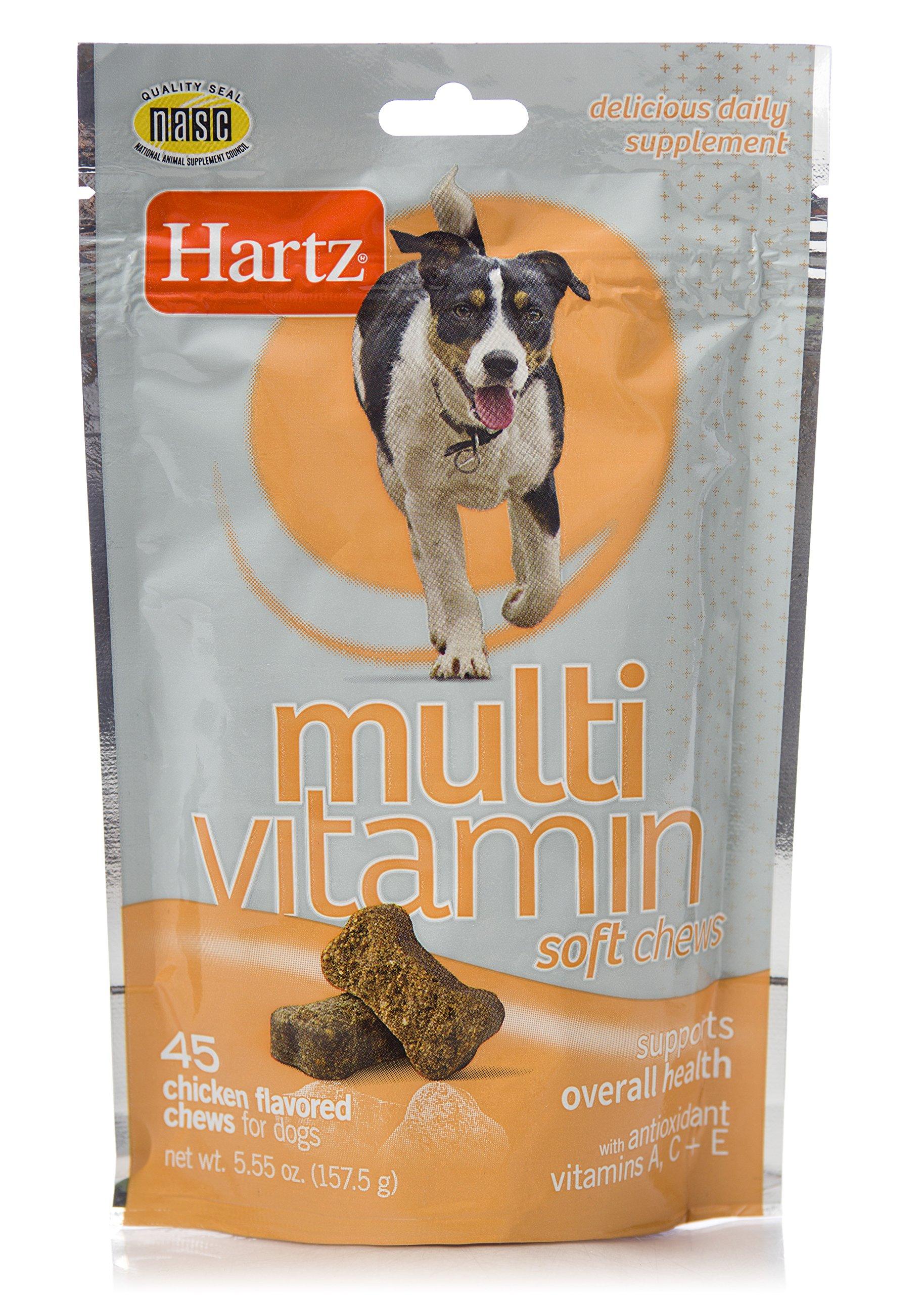 Hartz Chicken Flavored Soft Chews
