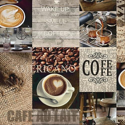 Coffee Wallpaper Amazon Co Uk