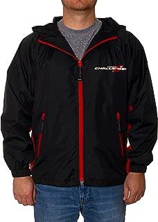 Dodge Challenger Wind Breaker a Fashion Apparel Sweatshirt for Men
