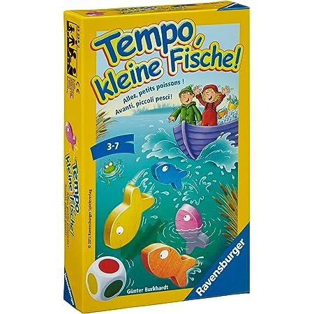 Ravensburger 233342- Tempo, kleine Fische