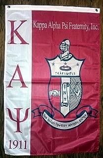 Kappa Alpha Psi Flag