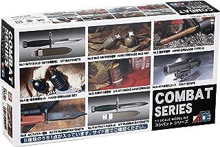 マイクロエース 1/1 コンバットセット No.02 アメリカ軍手榴弾 MK2・M67 プラモデル
