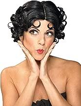 Betty Boop Betty Black Wig