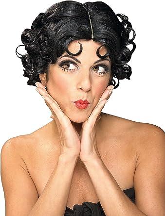 Betty Boop Hair