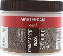 Amsterdam Gesso Transparant 500ml