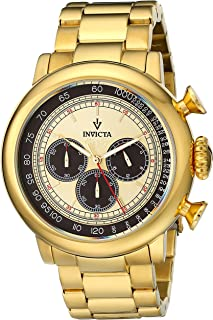 Invicta Men's 15064 I by Invicta Analog Display Japanese Quartz Gold Watch