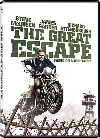 Great Escape [Reino Unido] [DVD]