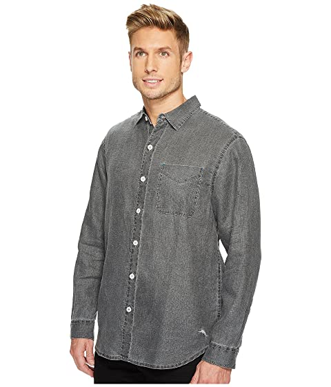 Glass Tommy Long Sea Bahama Sleeve Shirt Breezer TwnqSpHAx