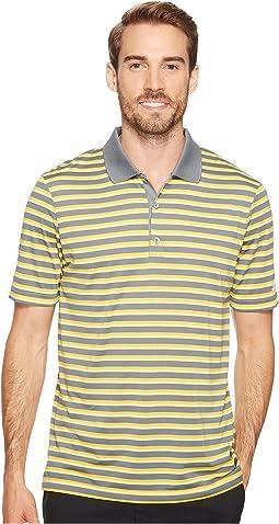 Club Merch Stripe Polo