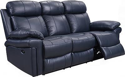 Surprising Amazon Com Homelegance Resonance 83 Bonded Leather Double Short Links Chair Design For Home Short Linksinfo