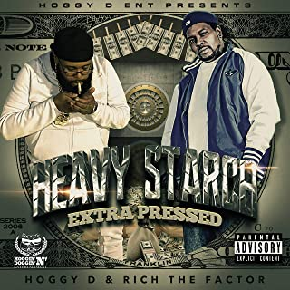 Heavy Starch Extra Pressed [Explicit]