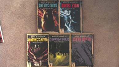The Demonata Set 5-9 (Blood Beast, Demon Apocalypse, Death's Shadow, Wolf's Island, Dark Calling) (The Demonata)