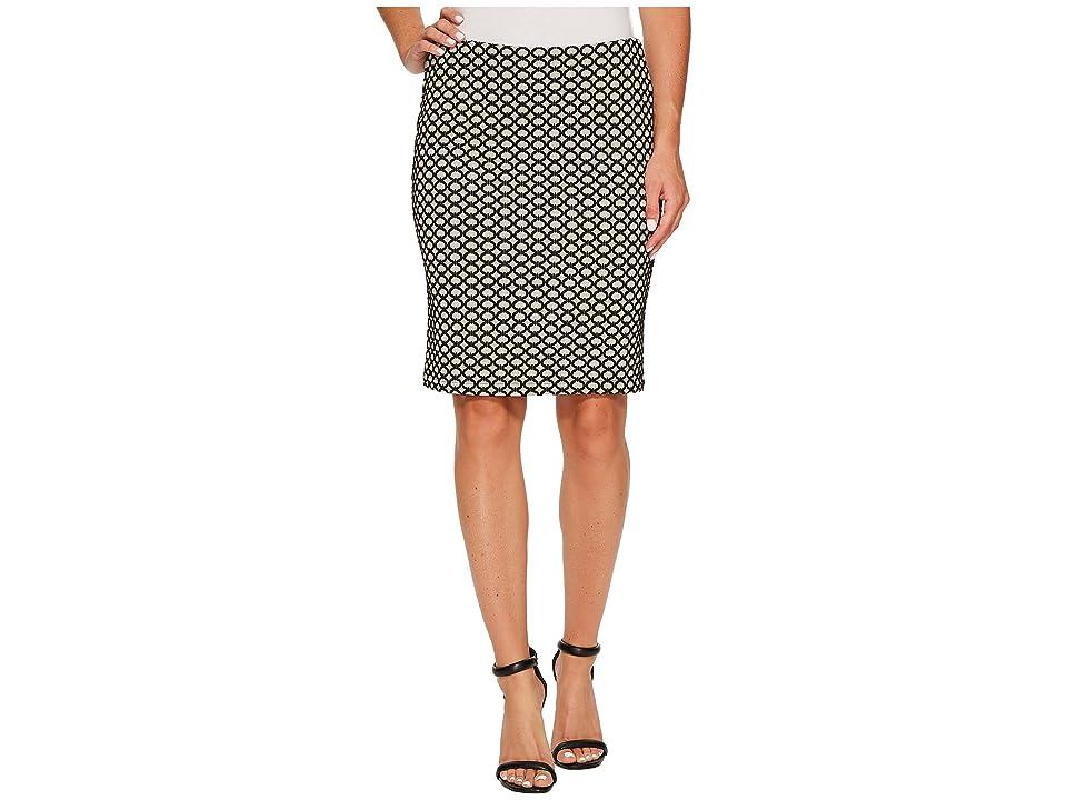 Karen Kane Jacquard Skirt (Jacquard) Women