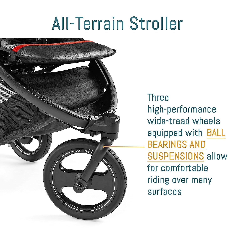 Peg Perego Book Cross Baby Stroller, Atmosphere