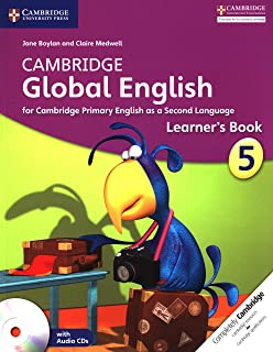 Cambridge Global English Stage 5 Learner's Book with Audio CD: for Cambridge Primary English as a Second Language (Cambrid...