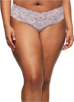Extended Size Never Say Never Cutie Lowrider Thong