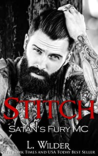 Stitch: Satan's Fury MC (Book 2)