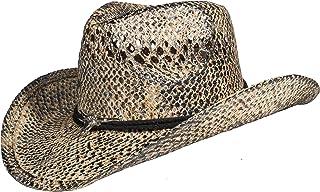 Men's & Women's Western Style Cowboy/Cowgirl Straw Hat