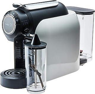 Delta Q – Kahve kapsülü makinesi MilkQool Evolution – beyaz.