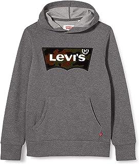 Levi's kids Lvb Chenille Batwing Hoodie Sudadera para Niños