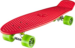 comprar comparacion Ridge Glow In Dark Big Brother Cruiser Skateboard, Unisex Adulto