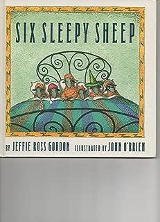 Six Sleepy Sheep