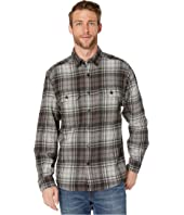 Glacier Long Sleeve Flannel Shirt