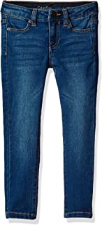 Calvin Klein Girls' Little Ultimate Skinny Jean