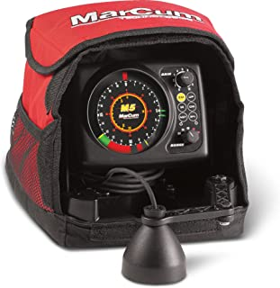 MarCum Flasher System M5 Flasher System, Black/Red