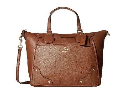 Mickie COACH Grain Satchel Leather COACH Grain Leather Mickie dxwrpqwY