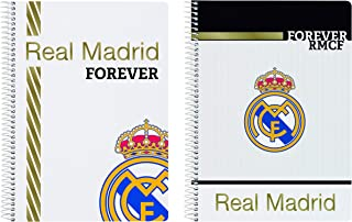 safta Unisex Kinder 511954065 Real Madrid 19/20 Bloc 1/4 t hart, 80 CN, Mehrfarbig, cuarto