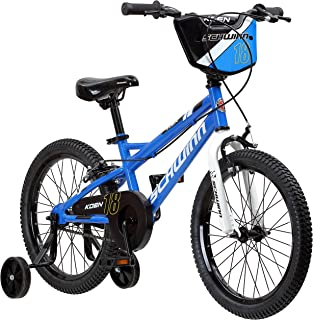 22d9b452c54 Schwinn Koen Boy's Bike, Featuring SmartStart Frame to Fit Your Child's  Proportions, Some Sizes