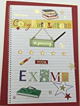 Congratulations on passing your exams, Greetings Card