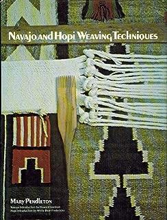 Navajo and Hopi Weaving Techniques